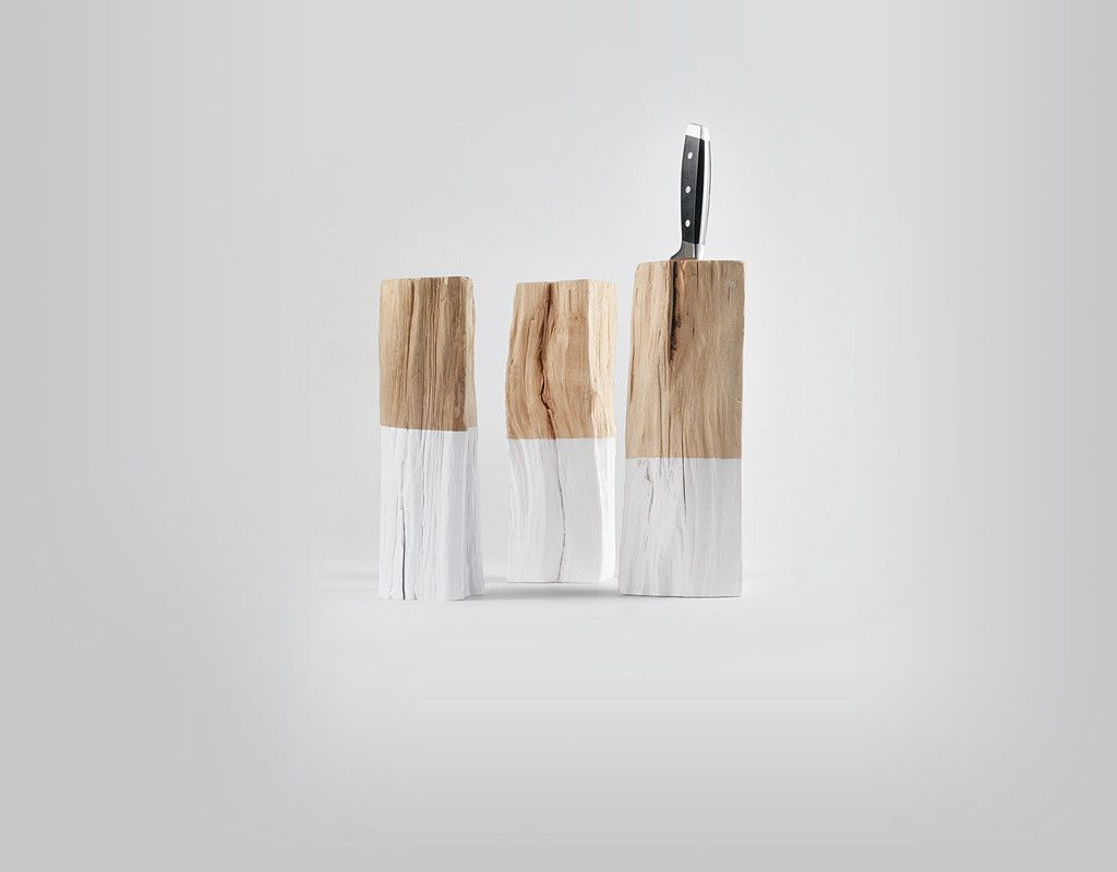 messerblock knife block natural or not pinterest design artisanat et creatif. Black Bedroom Furniture Sets. Home Design Ideas