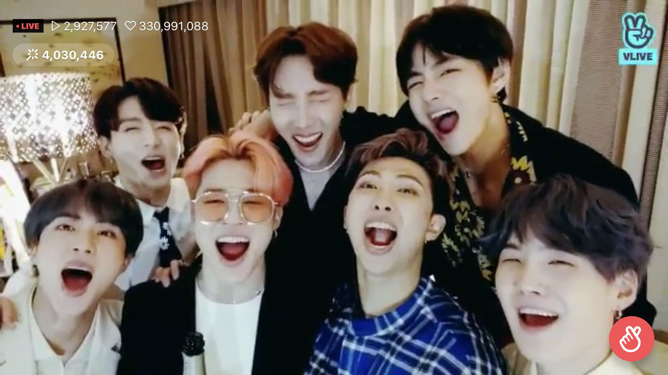 Top Social Artist and Duo/Group WINNERS BTS Paved the way  #BTS #bbmas #bbmastopsocial #vlive