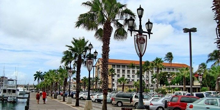 Oranjestad, Aruba, North America