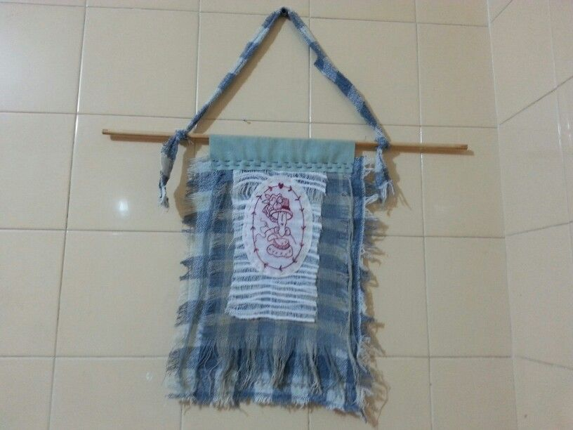 Damp cloth