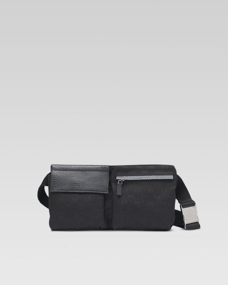 68f5180249c8 Gucci  guccifannypackblack
