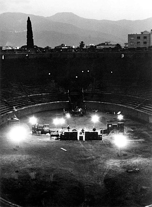 Pink Floyd - Live at Pompeii   Cool Music in 2019   Pink