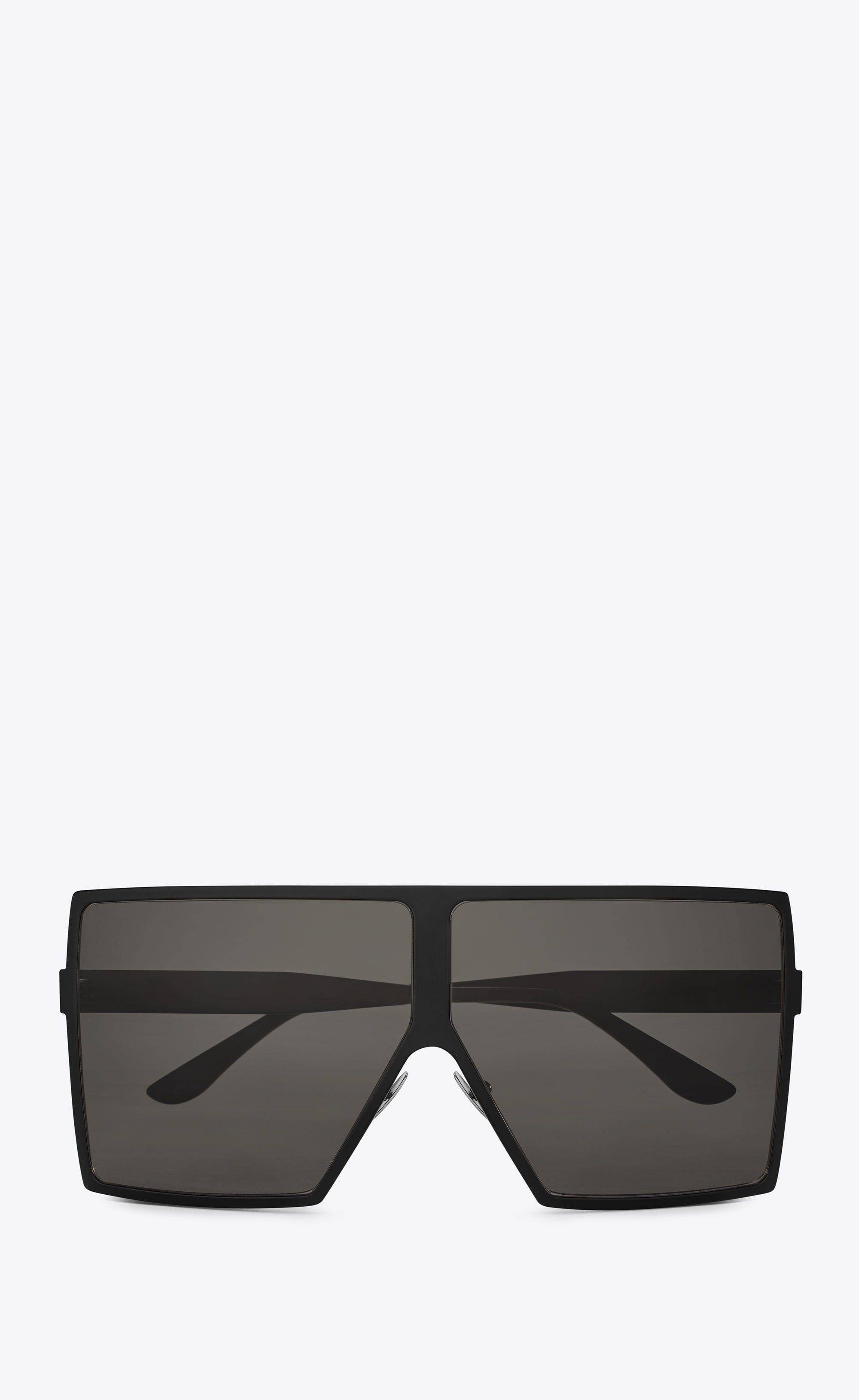 Saint Laurent New Wave 182 Betty Sunglasses In Matte