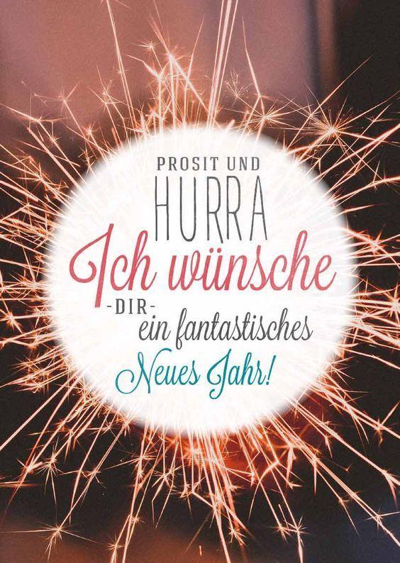 Neujahrsgrüße » Kreative Neujahrswünsche zum Download | OTTO