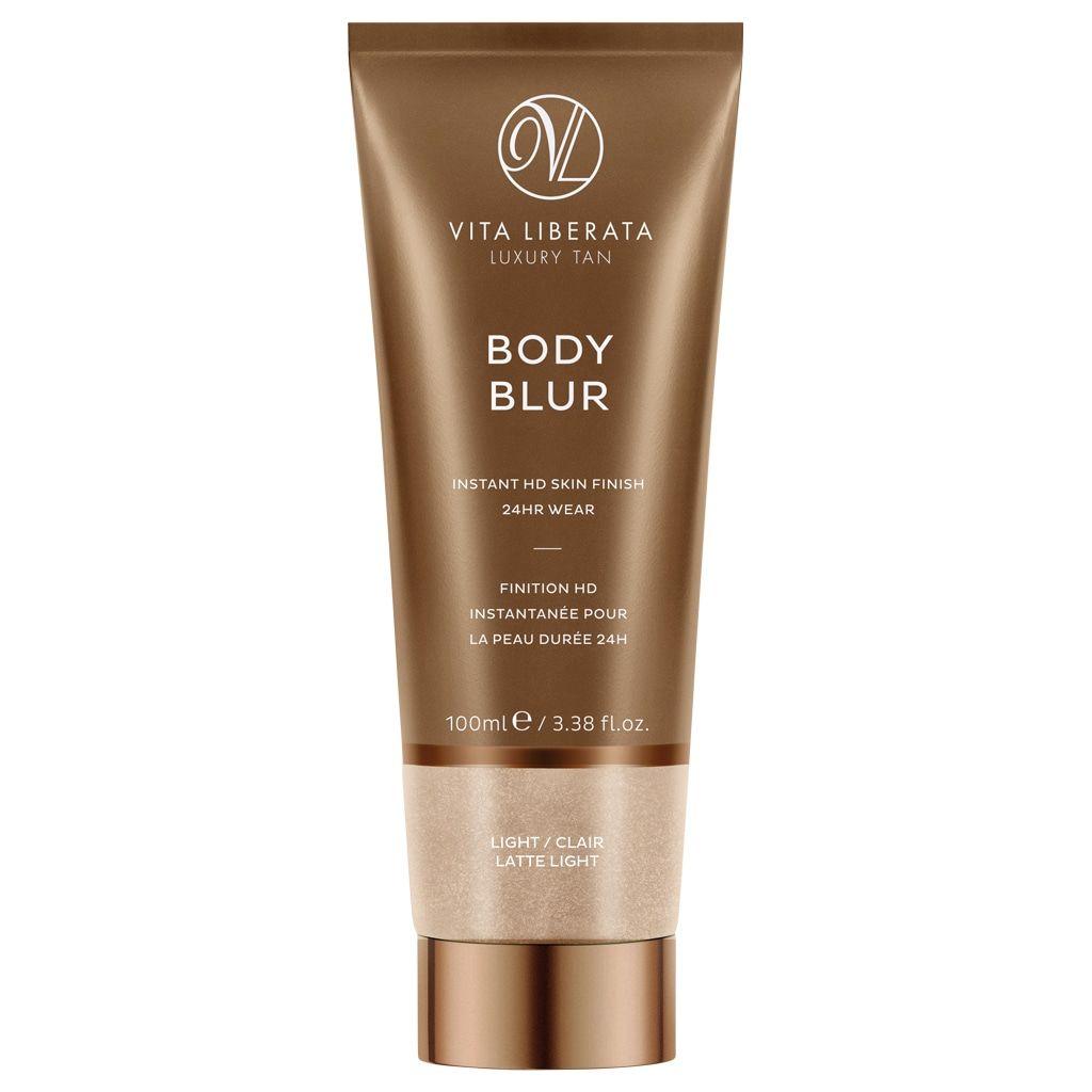 Vita liberata ounce body blur instant hd skin finish latte