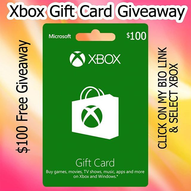 Get Gift Card Giveaway For You Right Now : Ps4 , Xbox