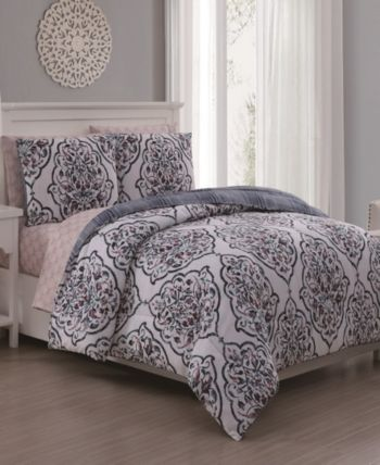 Lalit 7 Pc Bed In A Bag Collection Products In 2019 Bed