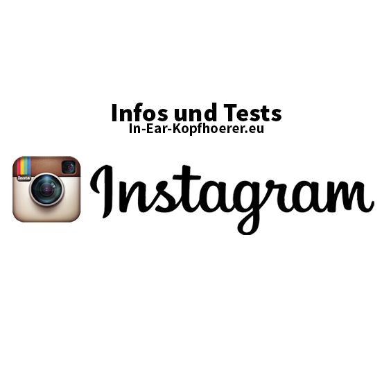 Wir sind jetzt auch bei Instagram vertreten: https://www.instagram.com/inearkopfhoerer/