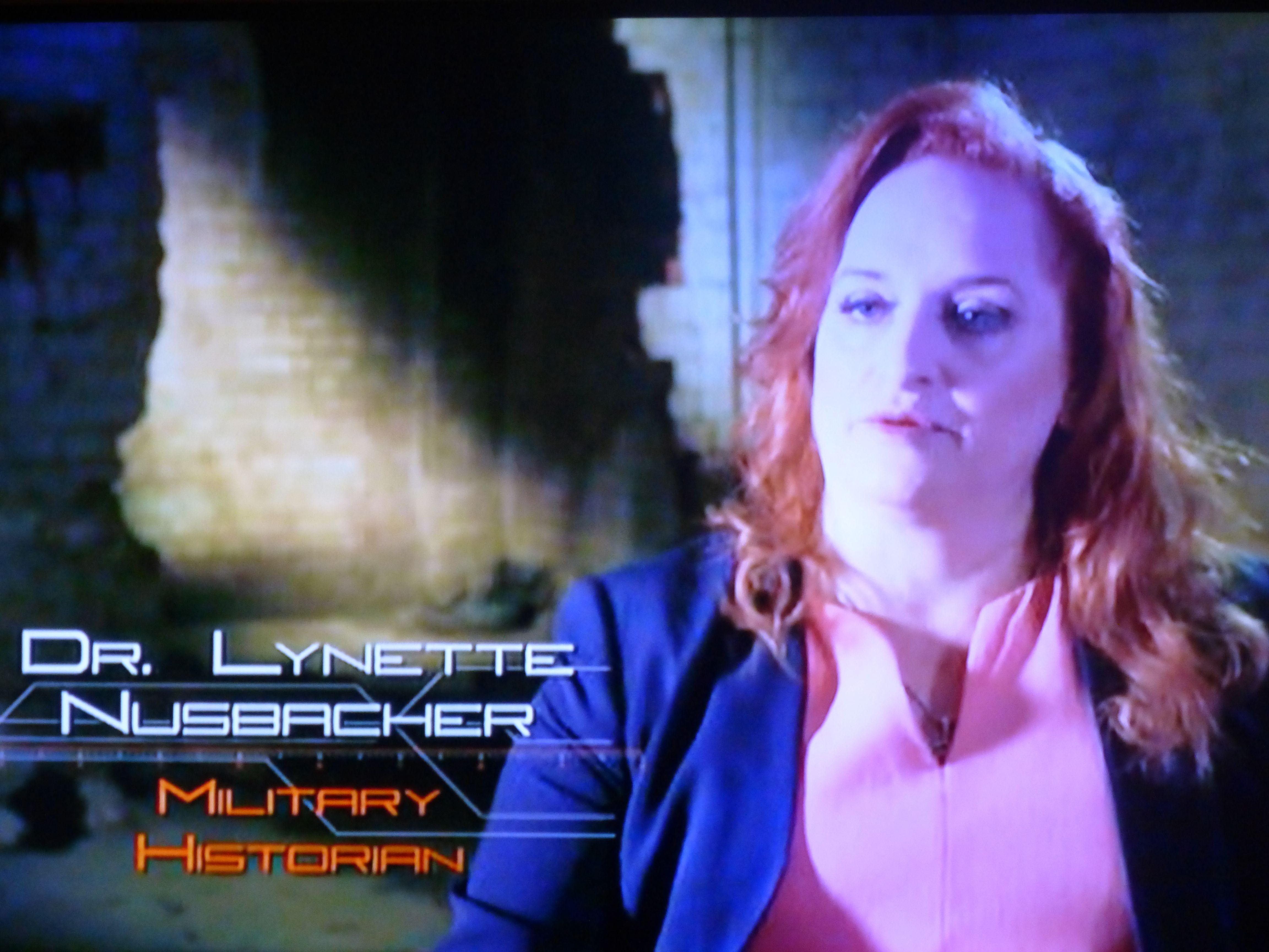 Lynette Nusbacher Transgender