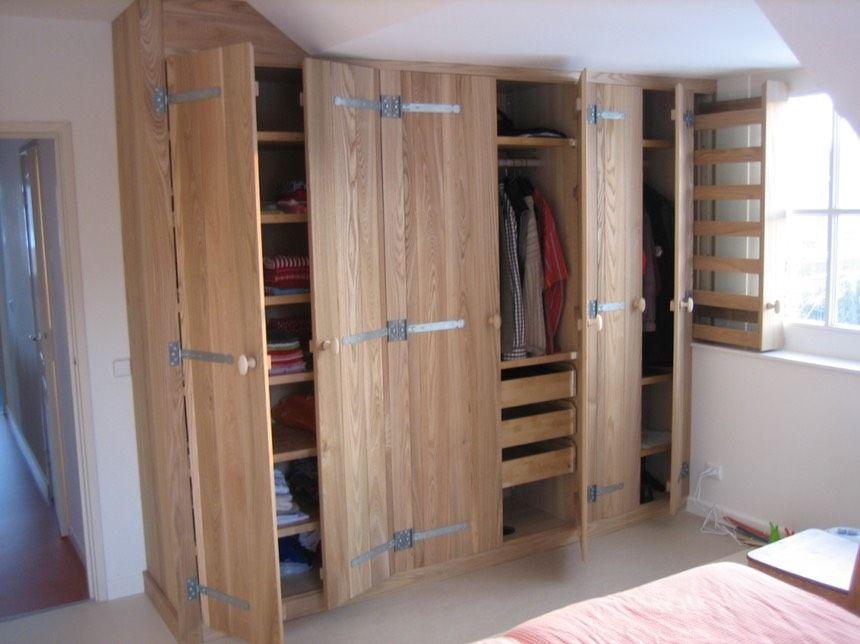 Slaapkamer Met Wandkast : Afbeeldingsresultaat voor zelf wandkast maken slaapkamer