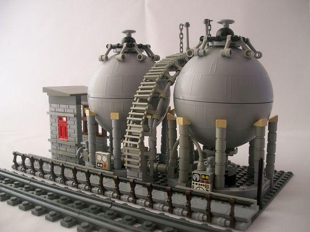 legotrein forum // legotrain forum :: Onderwerp bekijken - depots&kranen&goederen stations //depots&crane&a