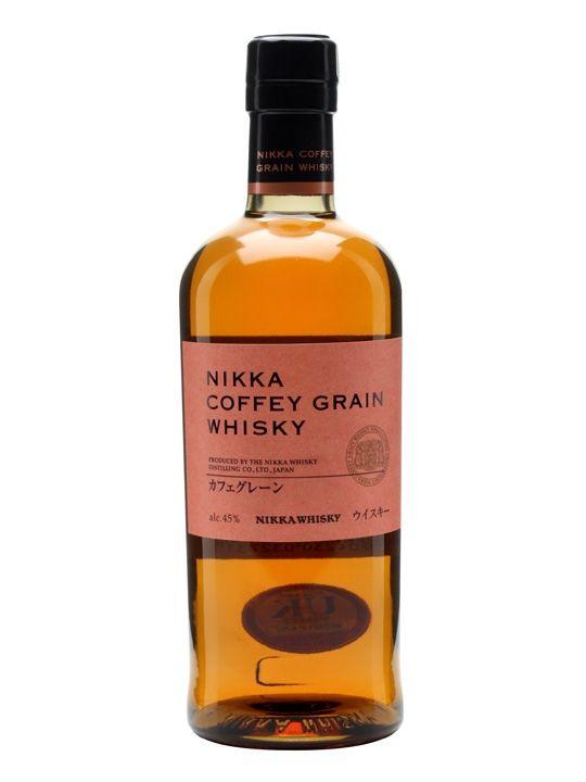 Nikka Coffey Grain Whisky  Japanese