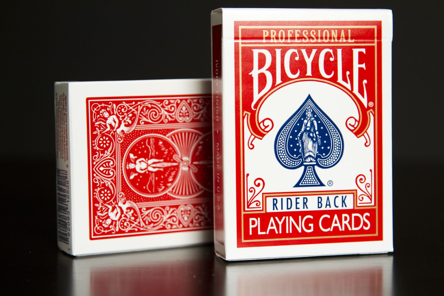 bicycle cards - rider back professional | PLAYING CARDS ...