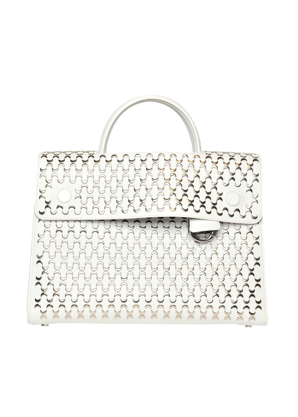 Dior Leather Bag.
