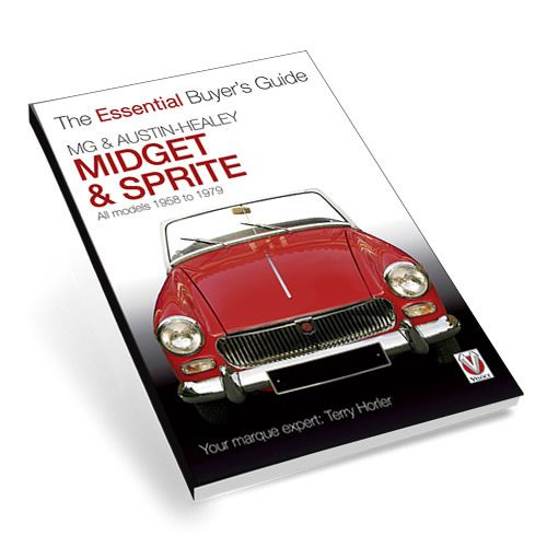 The_Essential_Buyer's_Guide_MG_&_AUSTIN-HEALEY_Midget_&_Sprite  http://www.grimmensteinbooks.com/shop/discounted-books/the-essential-buyers-guide-mg-austin-healey-midget-sprite/