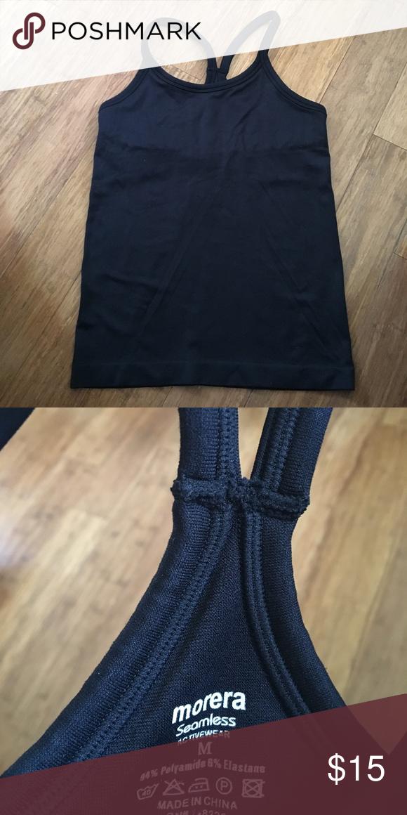 709941fb37 Morera seamless activewear