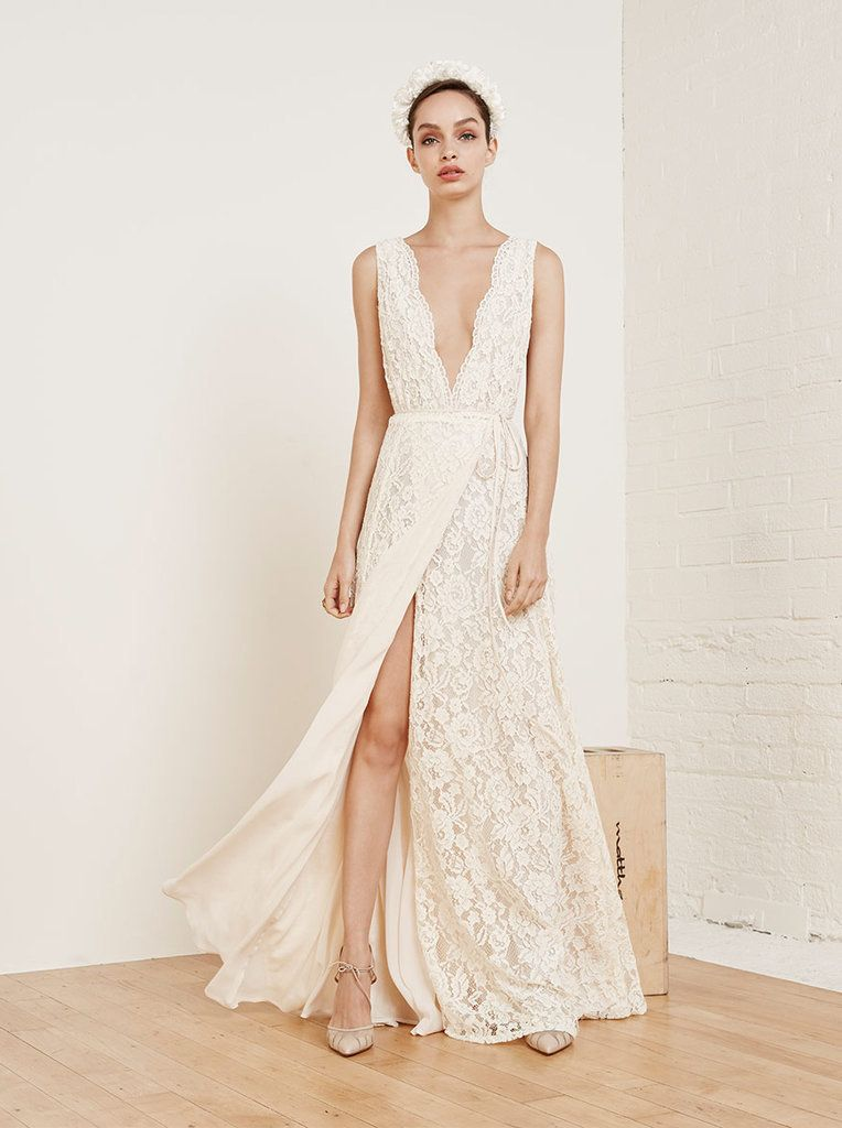 31 White Wedding Dresses You Can Wear Again And Again Wedding