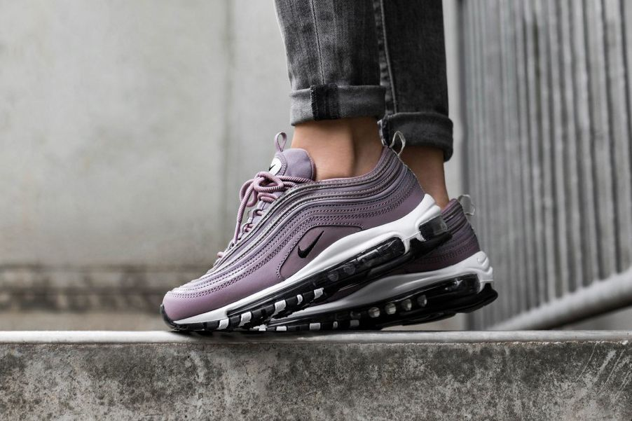 This Nike Air Max 97 Is For The Lilac Lovers Nike Air Max 97 Nike Air Max Nike Air