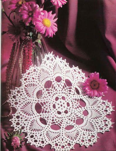 crochet - toalhinhas várias - assorted doilies - Raissa Tavares - Álbuns da web do Picasa