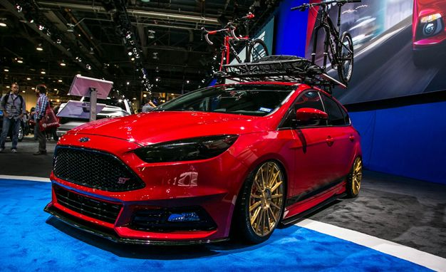 ford focus st by cobb tuning focus st pinterest ford. Black Bedroom Furniture Sets. Home Design Ideas