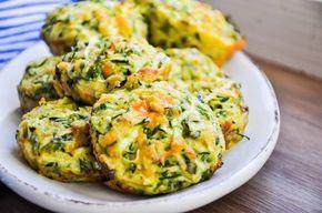 Zucchini-Bites
