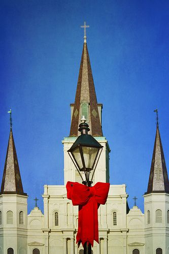 Happy Holidays from New Orleans