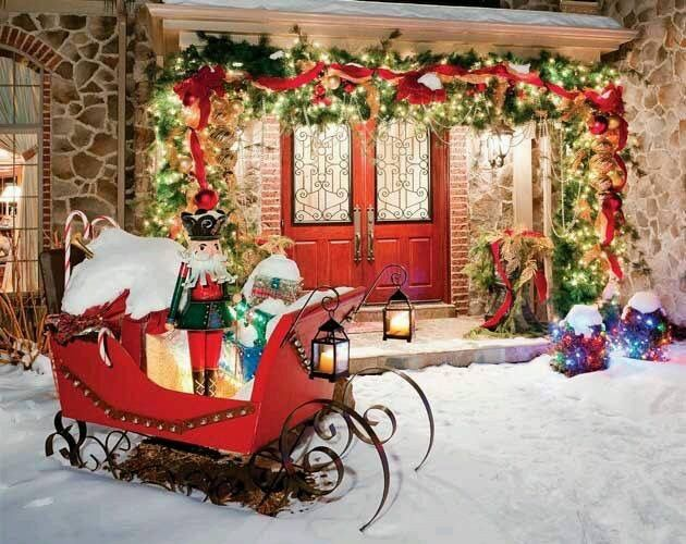 Pin by Vickie DeMallie on I ❤ Christmas! Pinterest Bed room