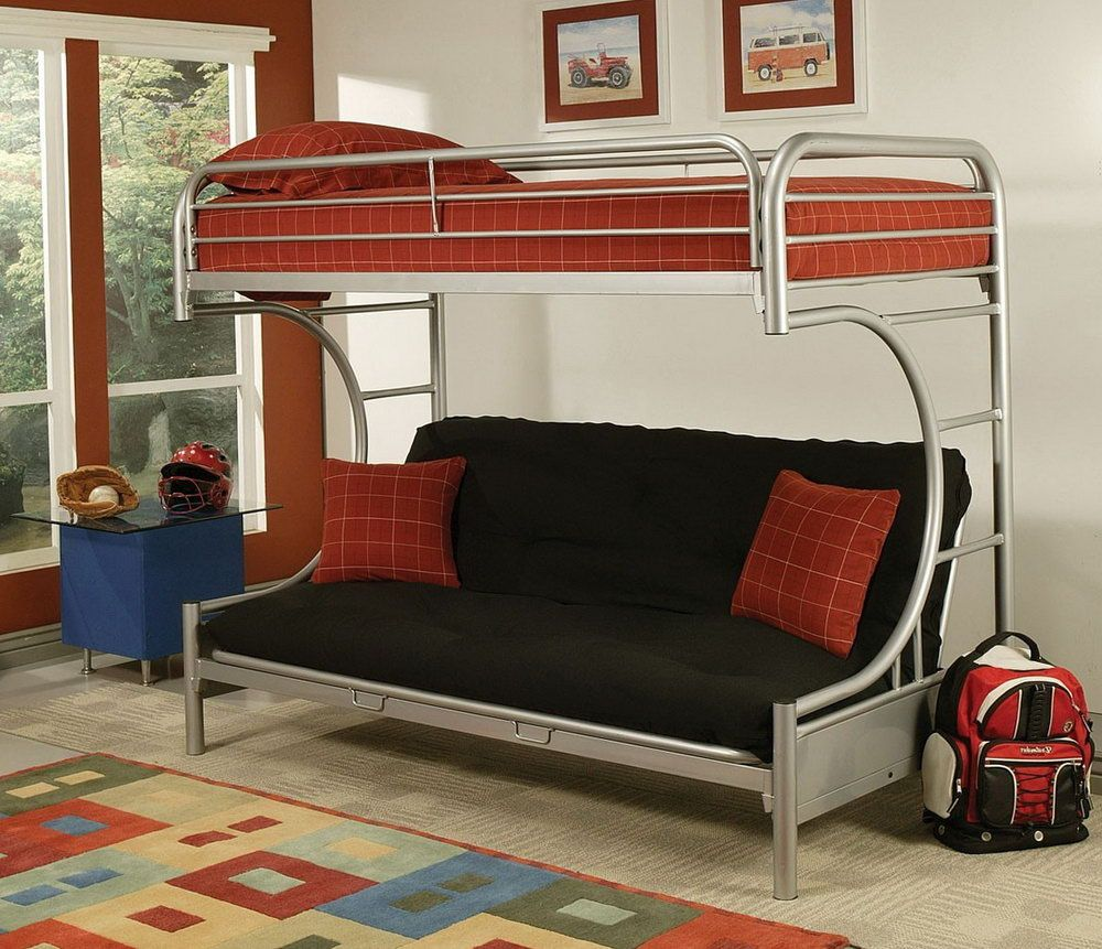 Bunk Bed With Futon Ikea Interior Paint Color Schemes Check More