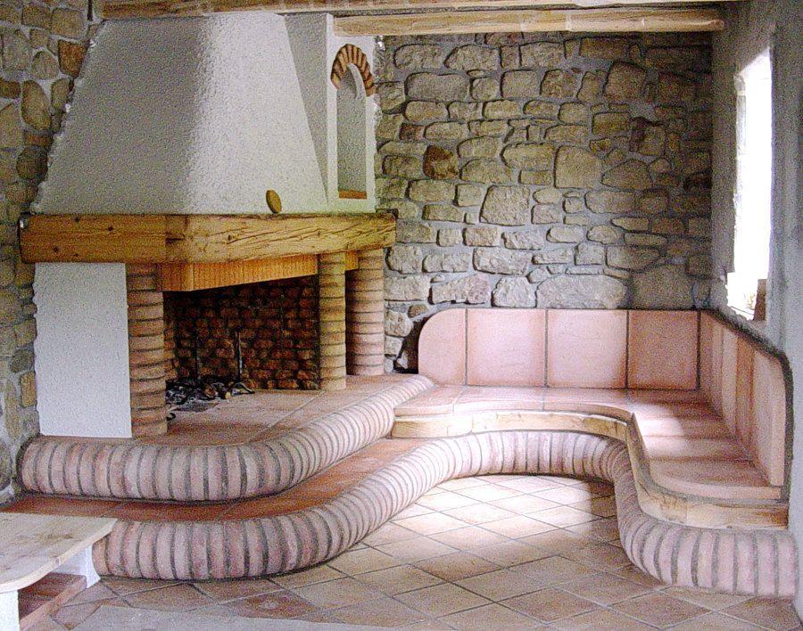 Caminetto A Legna Per Cucinare : Foto caminetto su misura villa ...