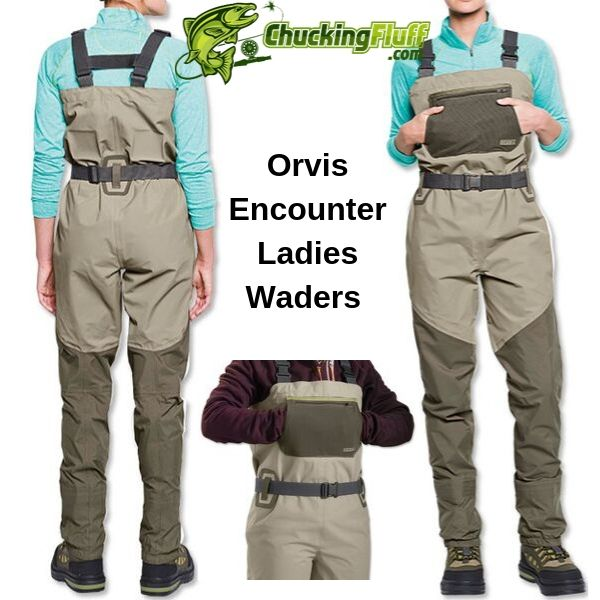 Orvis Encounter Wader For Women Review 2020 Dependable In 2020 Waders Orvis Fly Fishing Fishing Outfits