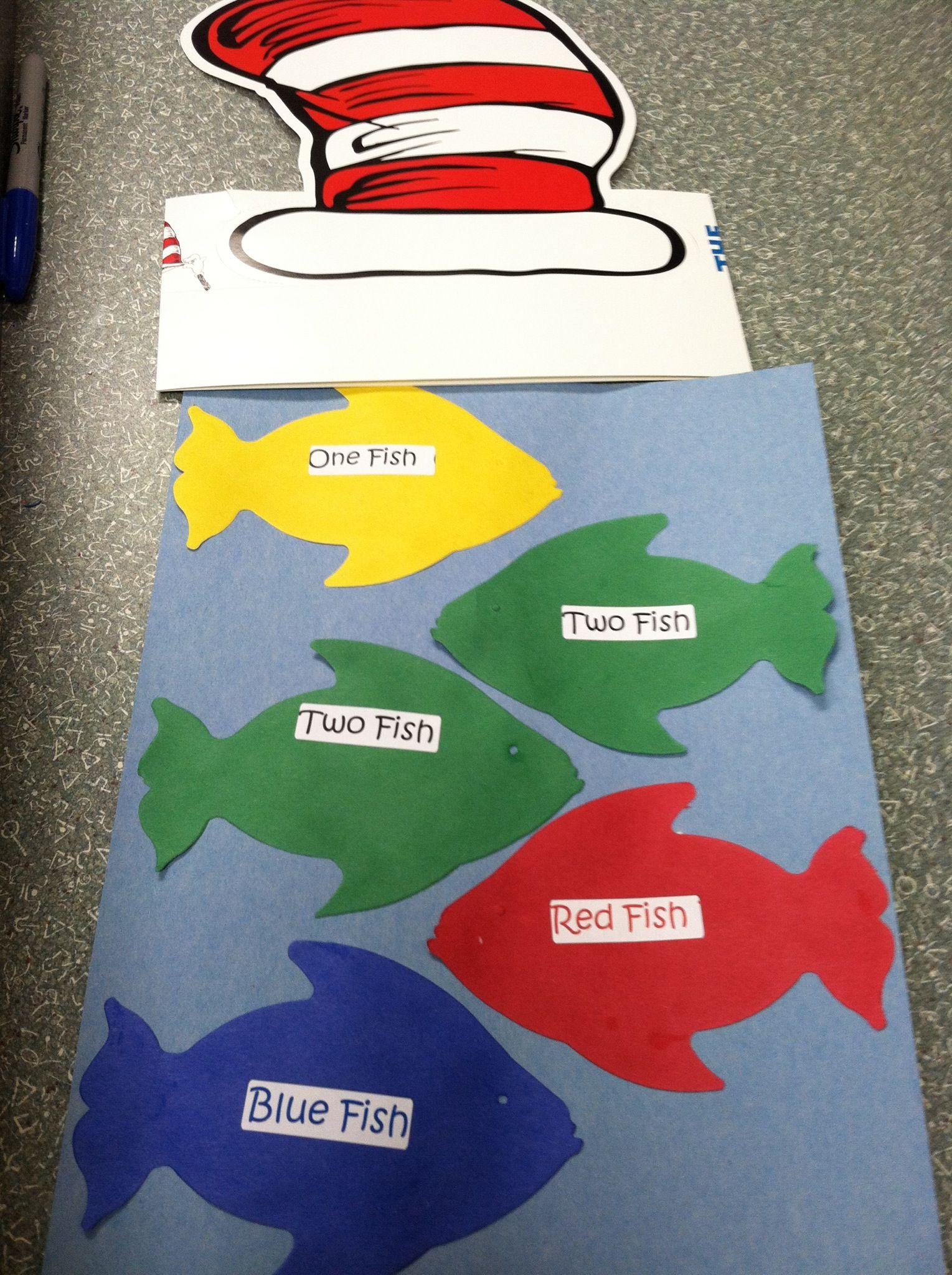 Dr Seuss Craft For Preschoolers