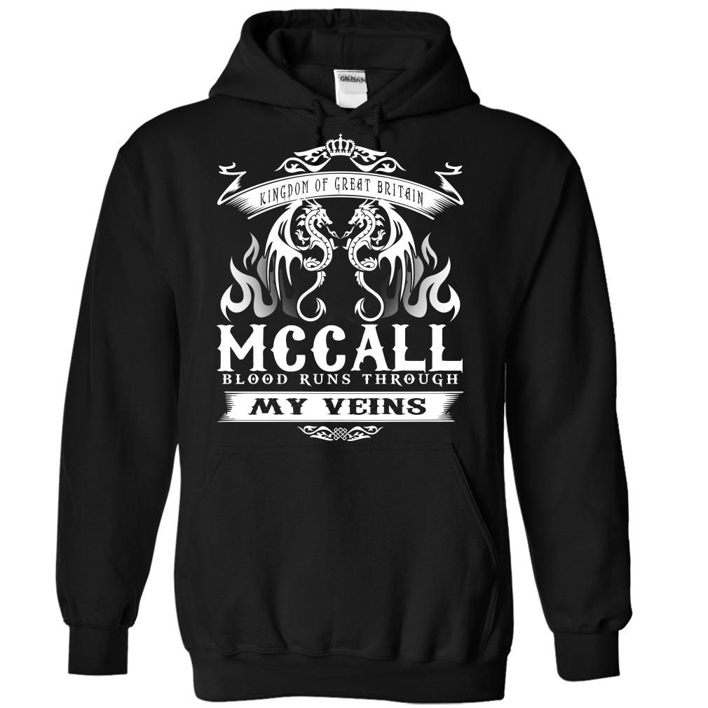 MCCALL blood runs though my veins