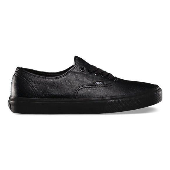 Vans Leather Authentic