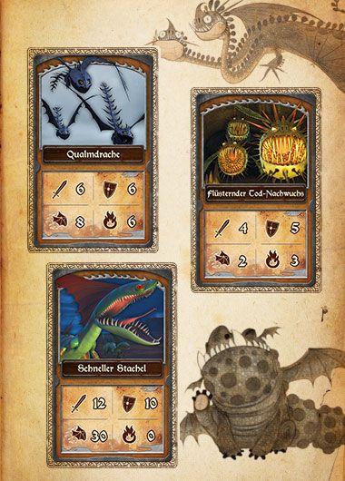 Dragonsspiele