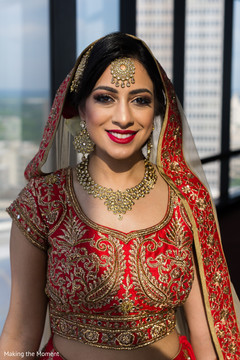 Indian Desi Bride of MI MUA bellesadivina com Indian