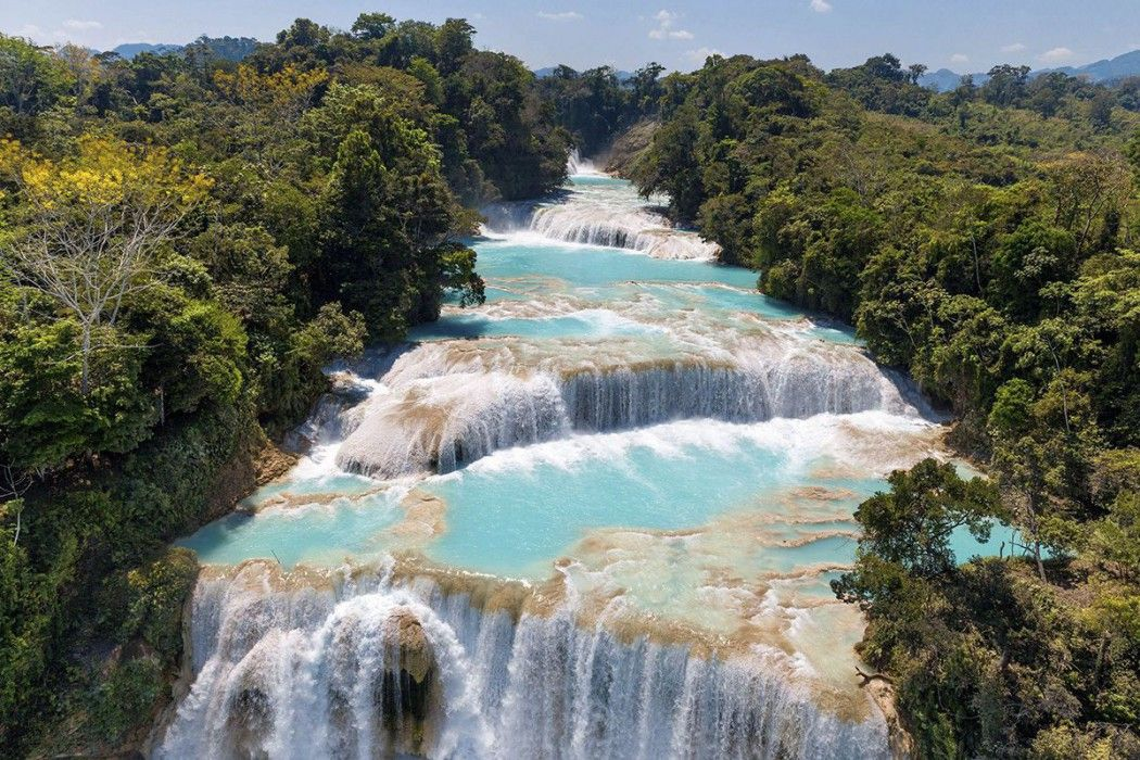 Chiapas paysage