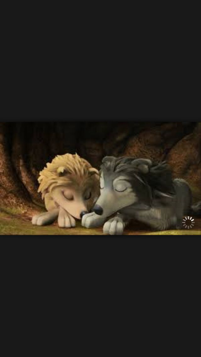 Ahh Kate <3 Humphrey | Cute wolf pictures | Omega wolf