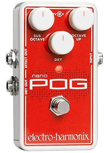 electro harmonix polyphonic octave generator pedal top selling items pinterest guitare. Black Bedroom Furniture Sets. Home Design Ideas