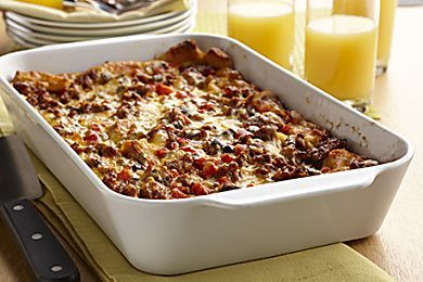 What's for Breakfast? How About this Sausage Casserole? [Recipe]