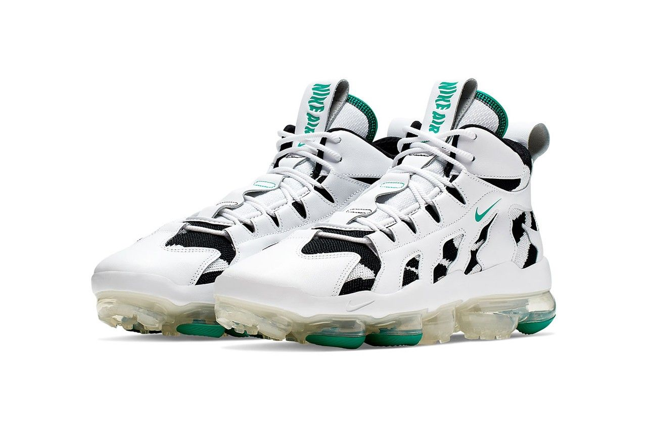 7b31109ff26ba Nike VaporMax Gliese Resurfaces With Jade Green Pops