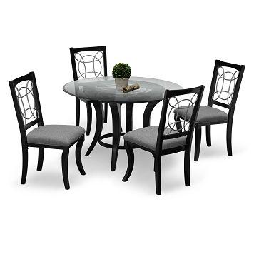 Pandora Dining Room 5 Pc Dinette Value City Furniture 399 99