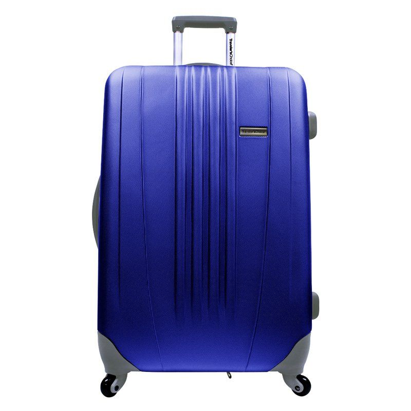 Travelers Choice Toronto 29 in. Hardside Expandable Spinner Navy