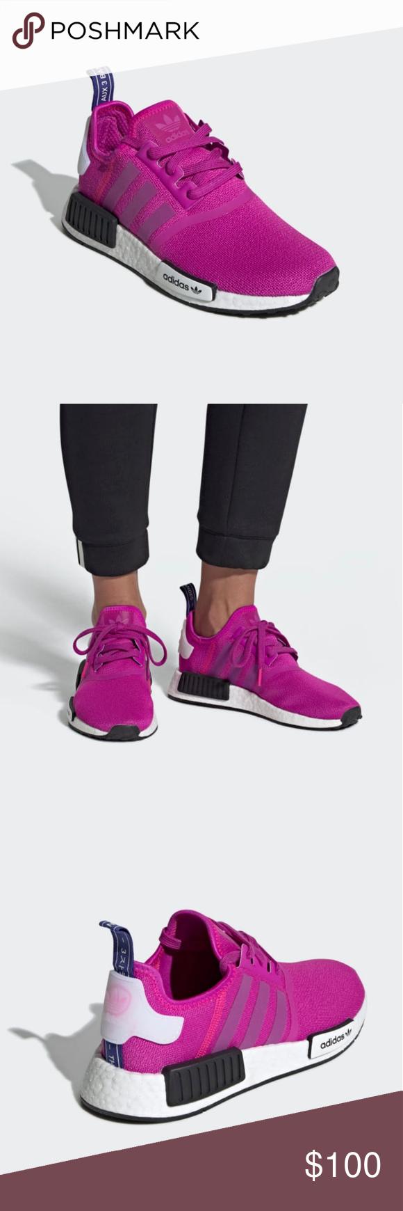 adidas nmd r1 vivid pink shopping db376