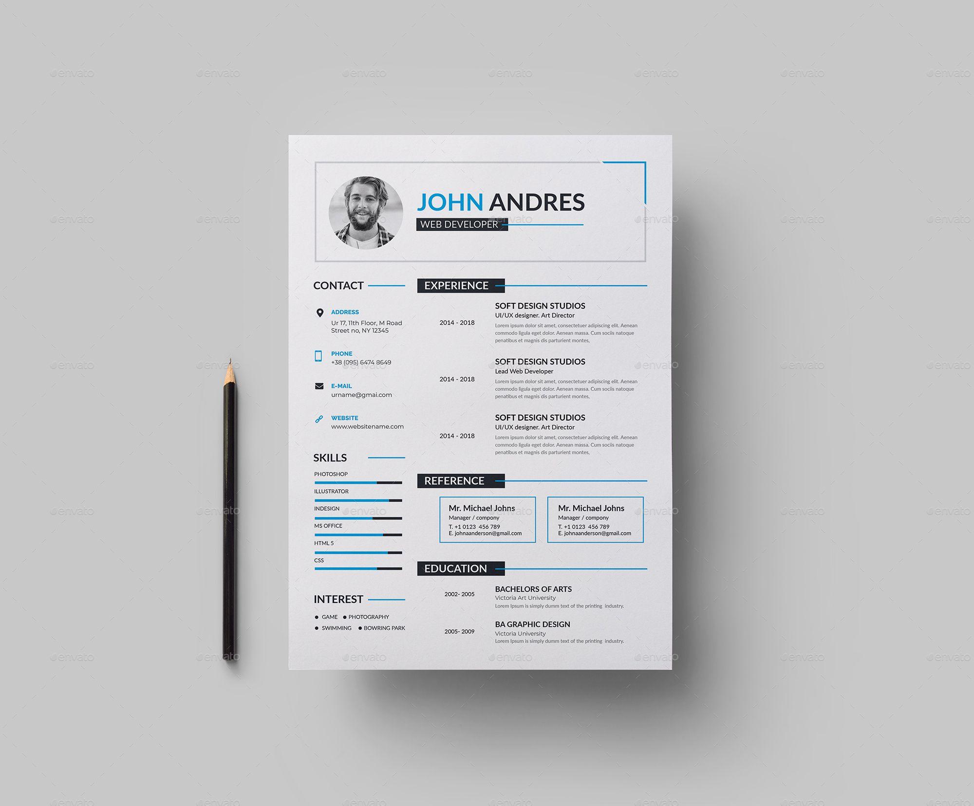 Resume Resume, Resume template, Resume templates