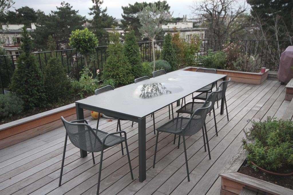 Photos déco  idées décoration de terrasse, balcon, véranda dans un