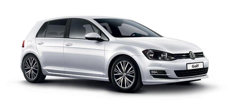 Golf Allstar Volkswagen offre aout
