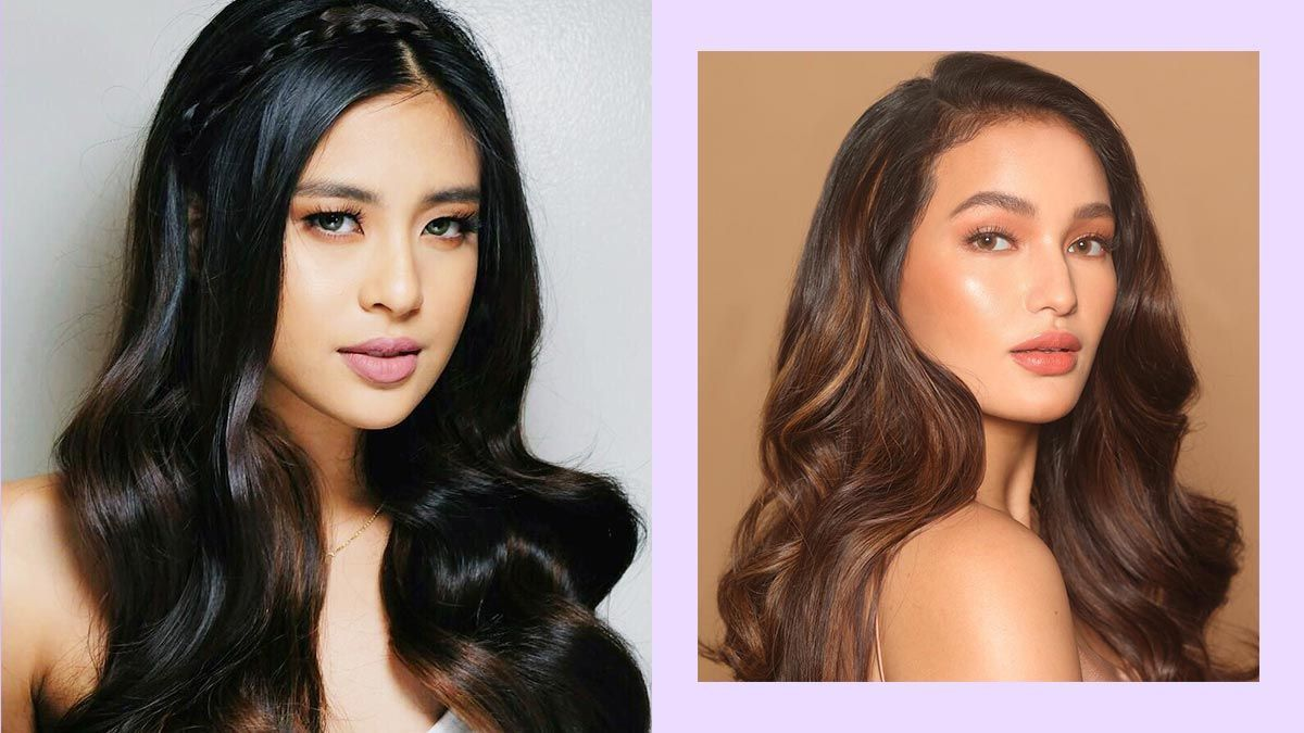 Awesome Best Hair Color 2018 Philippines And Pics The Best Hair Colors For Your Skin Tone In 2020 Hair Color For Brown Skin Cool Hair Color Hair Color For Dark Skin