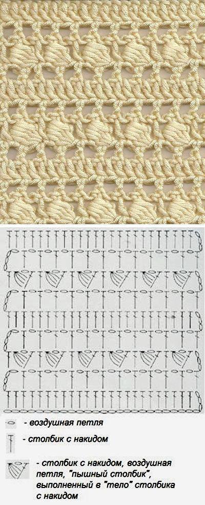 Вязаные идеи | ВКонтакте | Häkelmuster - Crochet Pattern | Pinterest ...