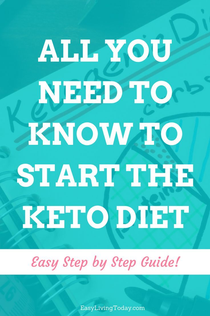 Super Easy Step by Step Keto Guide for Beginners
