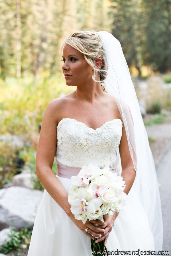 Wedding Gown Watters From Anna Be Bridal Boutique Wedding Veil